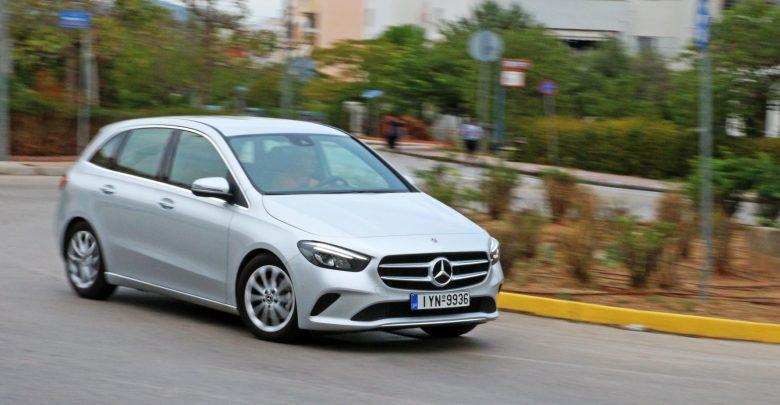 Photo of Mercedes-Benz B 200 7G-DCT [test drive]