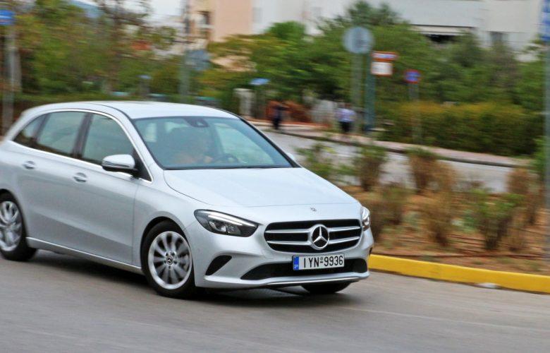 Mercedes-Benz B 200 7G-DCT [test drive]