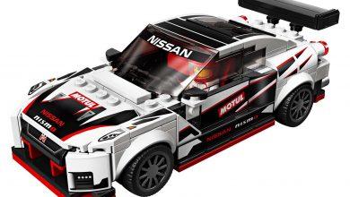 Photo of Ένα Nissan GT-R NISMO από 298 κομμάτια LEGO