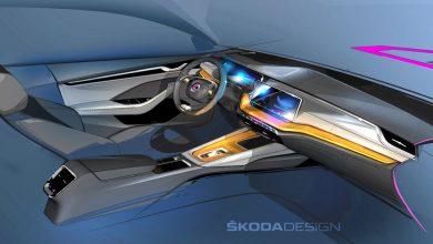 Photo of Πρώτη γεύση από το εσωτερικό της νέας Skoda Octavia
