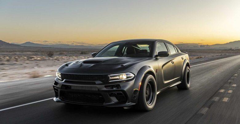 "Photo of Αυτό το Dodge ""Demon"" Charger έχει 1.546 άλογα!"