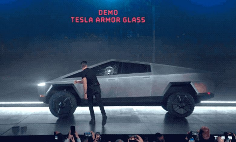Photo of Cybertruck: Τον κατήφορο η μετοχή της Tesla – Απίστευτο φιάσκο για τον Elon Musk [vid]