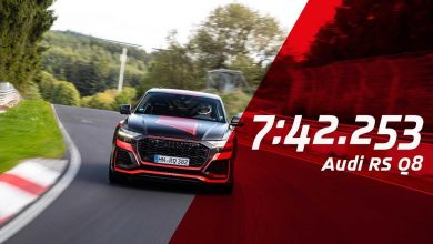 Photo of To Audi RS Q8 καταρρίπτει το ρεκόρ για SUV στο Nürburgring [vid]