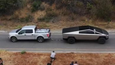 Photo of Tesla Cybertrack vs Ford F150, ένα στημένο ματς [vid]