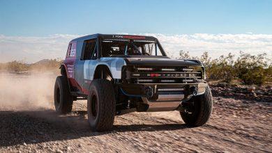 Photo of Το Ford Bronco R είναι ένα SUV με άλλο αέρα