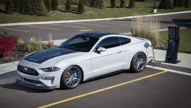Photo of H Ford Mustang Lithium είναι ηλεκτρική, έχει 912 άλογα και 6άρι σασμάν!