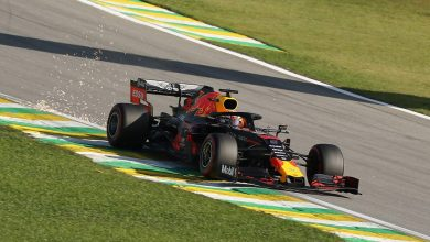 Photo of GP Βραζιλίας: Νίκη για Verstappen, δεύτερος ο Gasly, αυτοκτονία Ferrari!