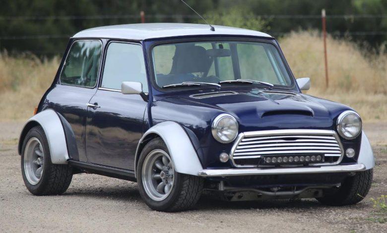 Photo of Τι σχέση έχει αυτό το Mini με το CR-V της Honda;