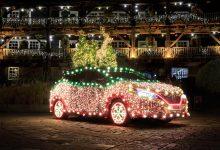 Photo of To Nissan Leaf έχει τα δικά του χριστουγεννιάτικα λαμπάκια!