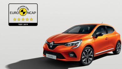 Photo of Euro NCAP: To νέο Renault Clio απέσπασε 5 αστέρια και κορυφαία βαθμολογία