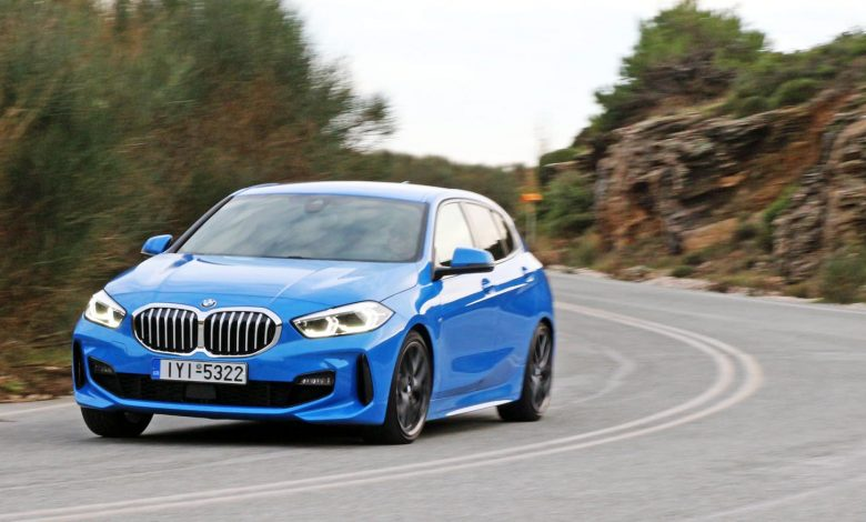Photo of BMW 116d Auto [test drive]