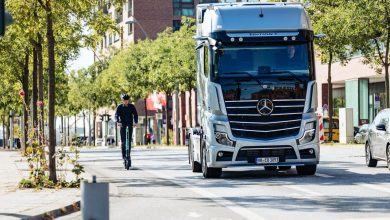 Photo of Το Sideguard της Mercedes μπορεί να αναγνωρίζει μέχρι και ηλεκτρικά πατίνια