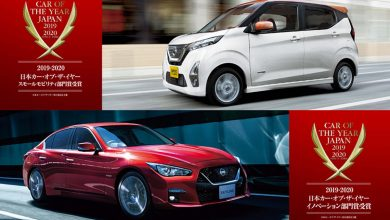Photo of Tα Nissan Skyline και Dayz απέσπασαν τα βραβεία Japan Car of the Year 2019-2020