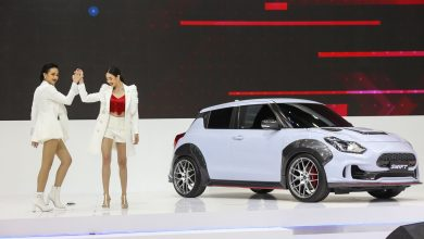 Photo of To Suzuki Swift Extreme Concept έχει ένα ενδιαφέρον
