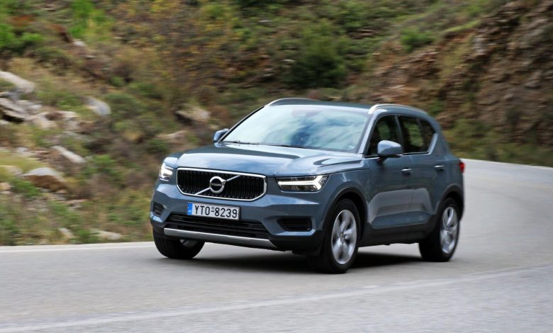 Photo of Volvo XC40 1.5 T3 Geartronic [test drive]