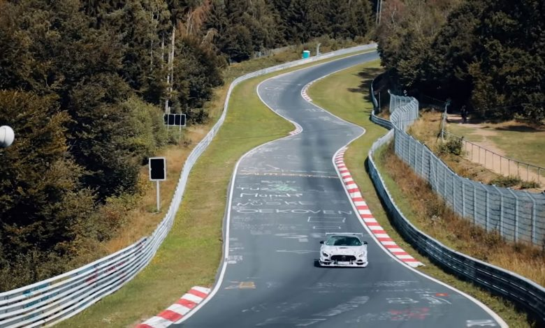 Photo of Η Mercedes-AMG στην πράσινη κόλαση [vid]