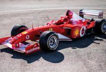 Photo of Πωλήθηκε η Ferrari F2002 του Michael Schumacher