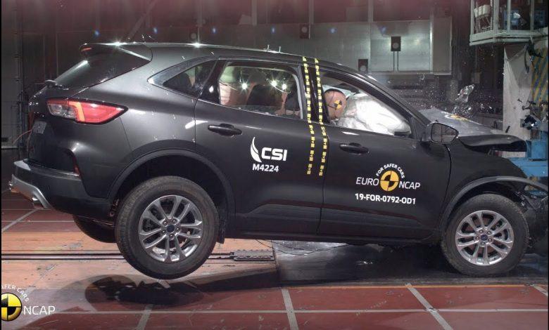 Photo of Το νέο Ford Kuga απέσπασε 5 Αστέρια στις δοκιμές του Euro NCAP