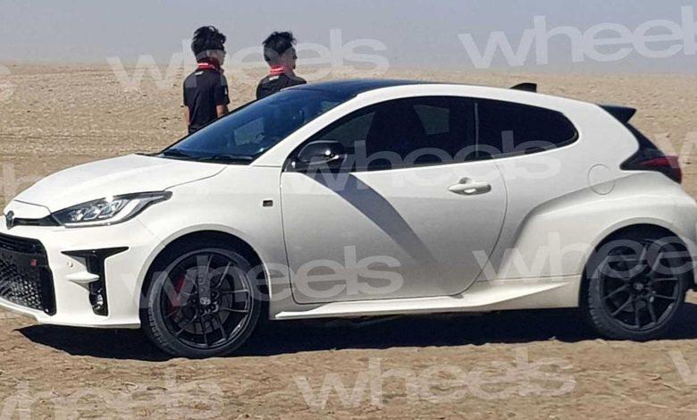 Photo of Αυτό είναι το τετρακίνητο Toyota GR Yaris!