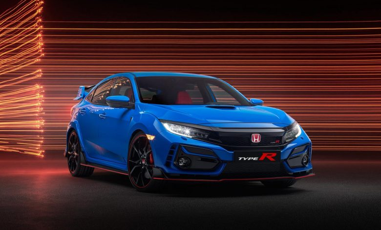 Photo of Διακριτική ανανέωση για το Honda Civic Type R