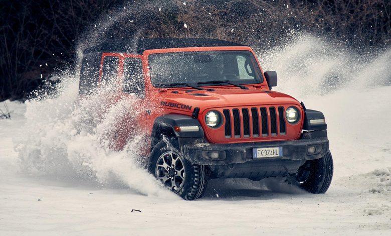 "Photo of Νέα διάκριση για το Jeep Wrangler στα βραβεία ""4×4 Of The Year"""