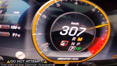 Photo of Δείτε μια Mercedes-AMG Ε63 S να κάνει ένα απίστευτο 0-307 χλμ./ώρα [vid]