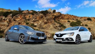 Photo of BMW M135i vs Renault Megane RS 280 [test drive]