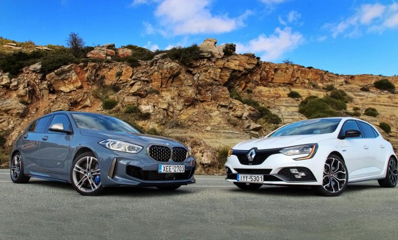 Photo of BMW M135i vs Renault Megane RS 280 [test drive]