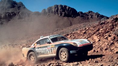Photo of Μία διαφορετική πρωτοχρονιάτικη ιστορία: Tα πρώτα βήματα του Dakar και η Porsche…