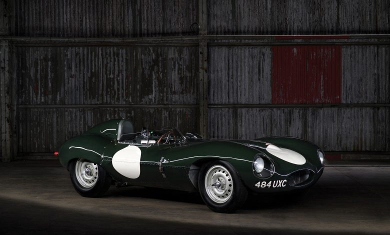 Photo of Σε δημοπρασία μία σπάνια Jaguar D-Type
