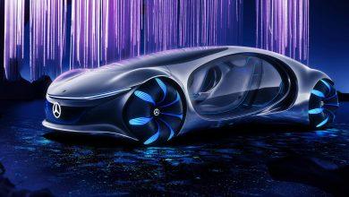 Photo of H ταινία Avatar του David Cameron ήταν η πηγή έμπνευσης για το πρωτότυπο Mercedes Vision AVTR