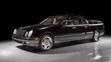 Photo of Αυτή η Mercedes E320 είναι μία από τις πιο περίεργες μετασκευές