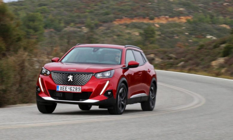 Photo of Peugeot 2008 1.5 BlueHDi 130 EAT8 [test drive]