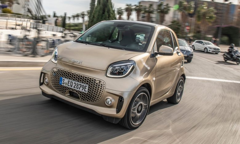 Photo of Με τα ηλεκτρικά Smart ForTwo EQ & ForFour EQ στην Ισπανία [first drive]