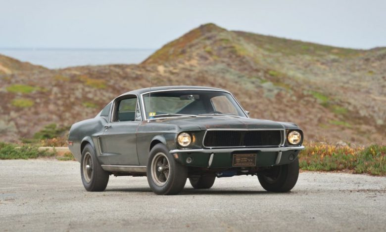 Photo of Σε δημοπρασία η θρυλική Mustang του Bullitt