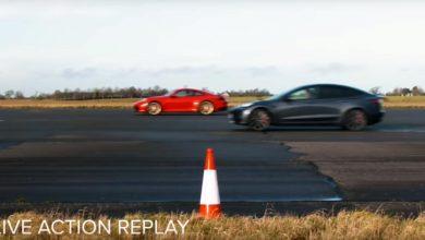 Photo of Δείτε το Tesla Model 3 να κοντράρεται με την Porsche 911 Carrera S [vid]