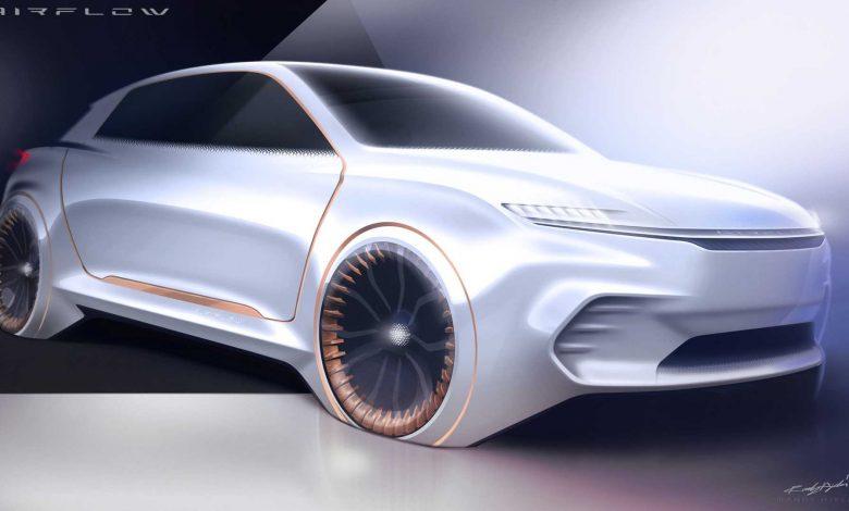 Photo of Στην έκθεση CES το Chrysler Airflow Vision Concept