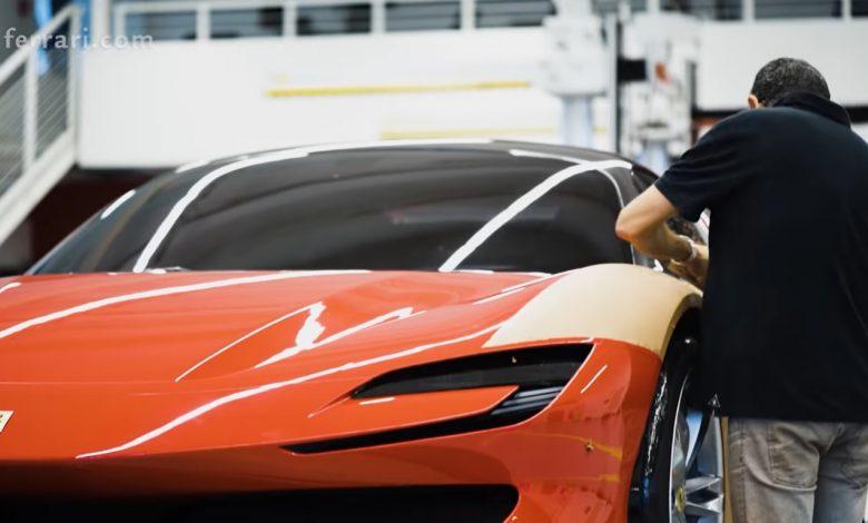 Photo of Ferrari, κατασκευάζοντας την SF 90 Stradale [vid]
