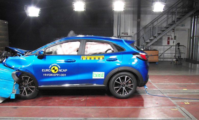 Photo of Euro NCAP: Πεντάστερο και το νέο Ford Puma