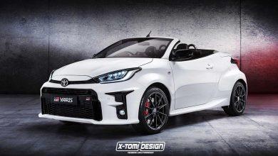 Photo of Αυτό είναι ένα ανοιχτό Toyota Yaris που ποτέ δεν θα υπάρξει!