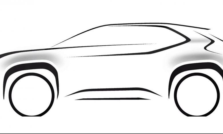 Photo of Νέο μικρό SUV από την Toyota για την Ευρώπη