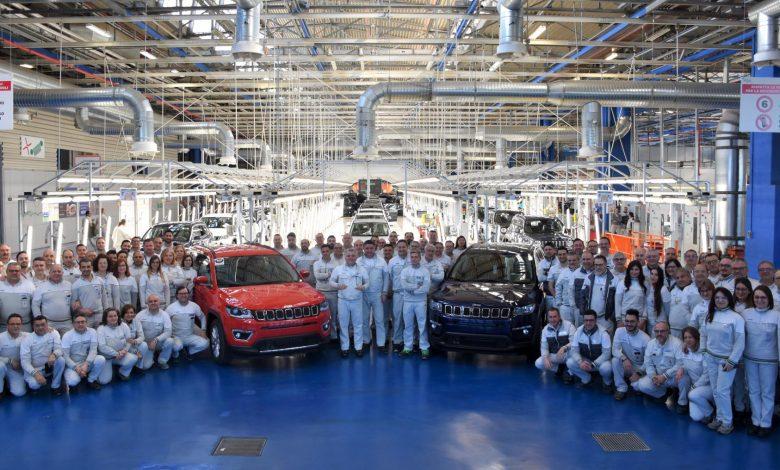 Photo of Ξεκίνησε η παραγωγή του Jeep Compass στο Melfi