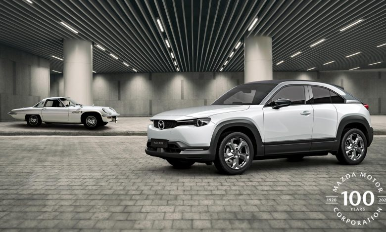 Photo of H Mazda γιορτάζει 100 χρόνια σχεδιασμού και μηχανολογικής καινοτομίας