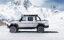 Brabus 800 Adventure XLP: Μια G-Class με καρότσα και 800 άλογα!