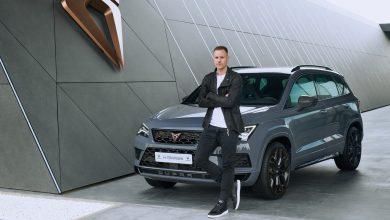 Photo of Ο Γερμανός ποδοσφαιριστής Marc ter Stegen είναι ο νέος πρεσβευτής της CUPRA