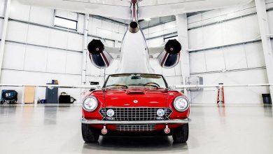 Photo of Αυτό το ηλεκτρικό Fiat 124 Spider κοστίζει 127.000€