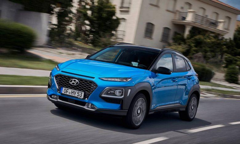 Photo of Υβριδικό Hyundai Kona από 23.990€