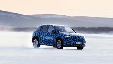 Photo of Δοκιμές στον αρκτικό κύκλο για την Mercedes-Benz EQA