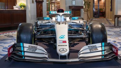 Photo of Mercedes F1: Νέα χρώματα, νέος χορηγός…