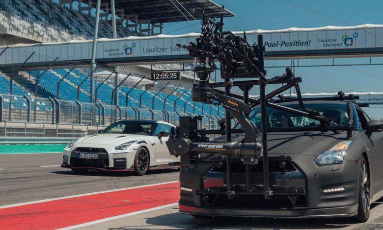 Photo of Ένα Nissan GT-R σε ρόλο Camera car [vid]